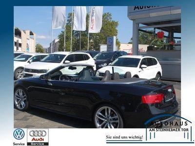 gebraucht Audi S5 Cabriolet 3.0 TFSI quattro*S SporSitze*Side &