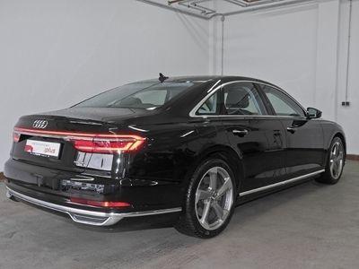 gebraucht Audi A8 55TFSI quattro tiptonic, Glasdach, Massagef.,AHK, 20Zoll