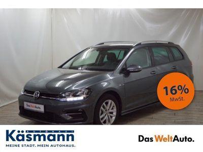 gebraucht VW Golf VII Variant Comfortline VII 2.0 TDI Comfortl. R-LINE+NAVI