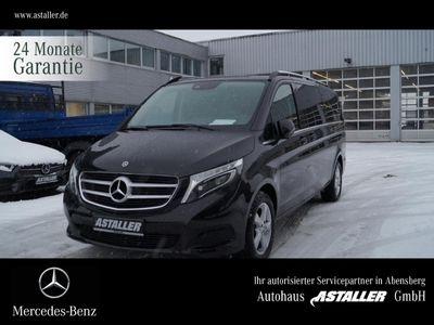 gebraucht Mercedes V220 d Avantgarde Extralang Kam+LEDils+8S+Leder