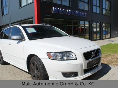 gebraucht Volvo V50 Kombi 1.8 F Momentum(RDesign)