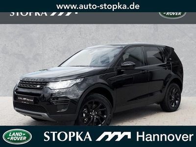 gebraucht Land Rover Discovery Sport Discovery Sport2.0 TD4 SE BlackEdition 18' Pano