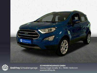 gebraucht Ford Ecosport 1.0 EcoBoost TITANIUM