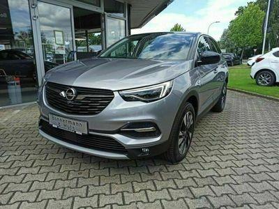 gebraucht Opel Grandland X 1.2 Turbo Innovation *Navi*PDC*LED*