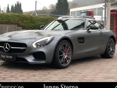 gebraucht Mercedes AMG GT S Designo Magno Com LED Pano Memory Kamer