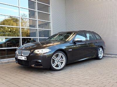 gebraucht BMW M550 d A xDrive Tou M-Sportpaket,Navi,AHK,Leder,A