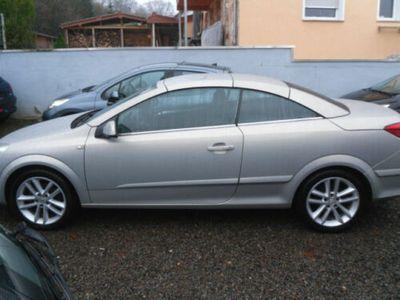 gebraucht Opel Astra Cabriolet Twin Top 1.6 Edition 70000KM Teilleder TOP