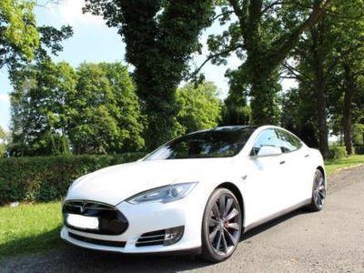 gebraucht Tesla Model S P85D; Voll; AP1; SC free