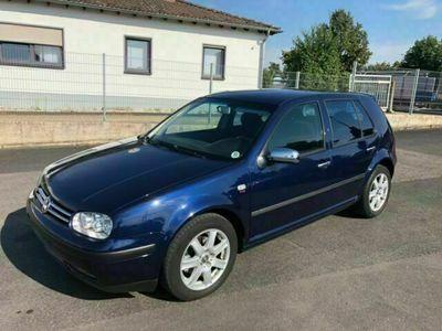gebraucht VW Golf IV Lim.Special Klima Alu Tüv Euro 4 Cd 4xEL