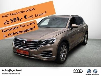 gebraucht VW Touareg 3.0 TDI UPE 101.805,- IQ.LIGHT+PANO+AHK