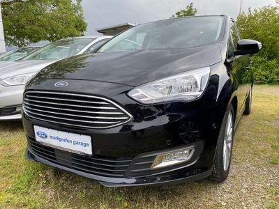 gebraucht Ford C-MAX 1.5 EcoBoost Start-Stop-System Aut. Titanium