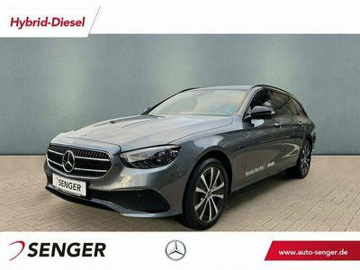 gebraucht Mercedes E300 de 4M Avantgarde Night Panorama Keyless