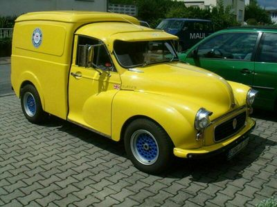 gebraucht Morris Minor 8 cwt Commercial Van