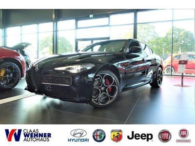 gebraucht Alfa Romeo Giulia Veloce Q4 2.0 Turbo AT8 Q4 280PS Leder Na