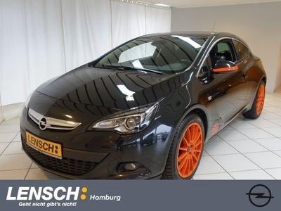 gebraucht Opel Astra GTC 1.6 Turbo BI-XENON+INTELLILINK+PDC+AGR