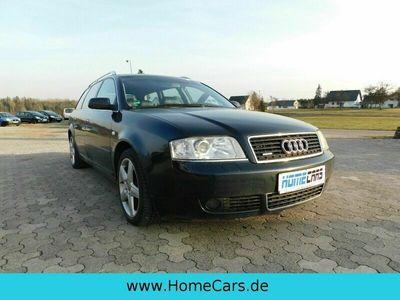 gebraucht Audi A6 Avant 2.5 TDI quattro - TÜV - AUTOMATIK