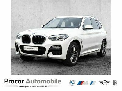 gebraucht BMW X3 xDrive20i M SPORT AT