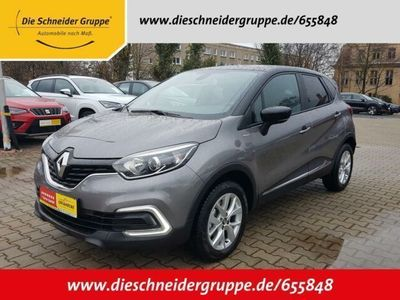 gebraucht Renault Captur TCe 130 GPF Limited DeLuxe NAVI PDC