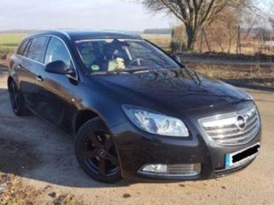 gebraucht Opel Insignia 2.0 CDTI ST Innovation BiXen/Navi/Leder