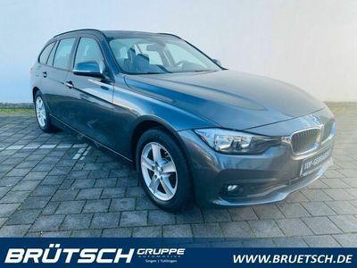gebraucht BMW 318 d Touring AUTOMATIK / NAVI / PDC / ALU