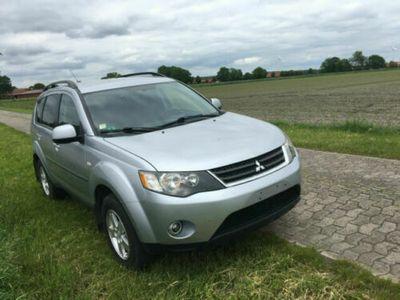 used Mitsubishi Outlander 2.4 4WD CVT Instyle
