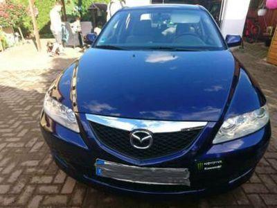 käytetty Mazda 6 Baujahr Exklusive 2003 TÜV bis Juni 2020