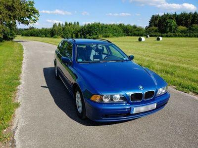 gebraucht BMW 525 d touring, GRÜNE Plak, Motor + Getriebe TOP