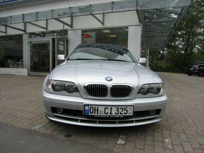 used BMW 325 Cabriolet Ci sehr schönes Fahrzeug, gepflegt!