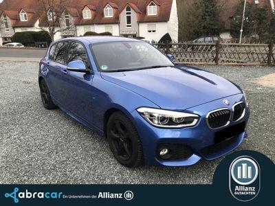 gebraucht BMW 120 120 d d M Sport *KLIMA*LED*NAVI