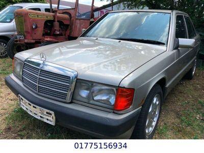 gebraucht Mercedes 190 Automatik Limousine Schiebedach 2.Hand