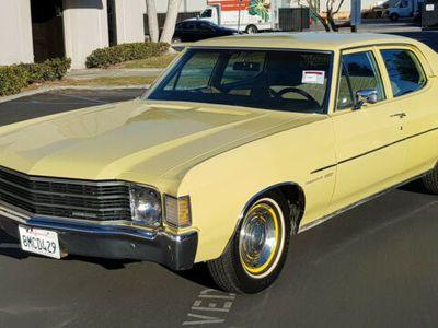 gebraucht Chevrolet Chevelle Malibu Cream Yellow California 350cui