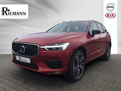 gebraucht Volvo XC60 D4 Geartronic R-Design + Pilot Assist Neuwagen, bei Autohaus Riemann e.K.