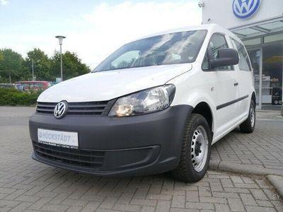 gebraucht VW Caddy 1.6 TDI, Klima, 5 Sitzer