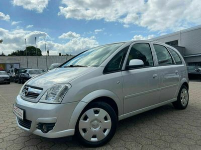 gebraucht Opel Meriva Neu Edition *KLimaanlage *Radio/CD *TÜV Neu