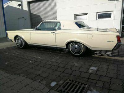 gebraucht Lincoln Continental ContinentalIII, inkl. H-Kenn...