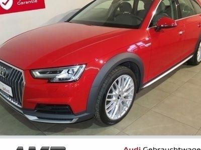 gebraucht Audi A4 Allroad 3.0 TDI AHK/Standhzg./LED/virtC/Nav+/5J.Garantie