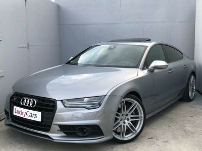 gebraucht Audi S7 4.0 TFSI quattro*HUD*Matrix*KeylessGo*ACC*Nav