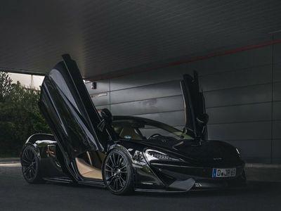 gebraucht McLaren 570S Coupe, Werksgarantie bis 04/2021 als Sportwagen/Coupé in Duesseldorf
