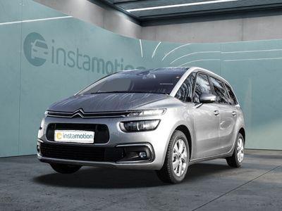 gebraucht Citroën C4 SpaceTourer SpaceTourer GrandFeel 1.2 Navi LED-Tagfahrlicht Multif.Lenkrad RDC Klimaautom