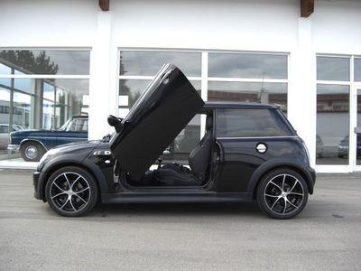 gebraucht Mini Cooper S mit Flügeltüren und Tuning