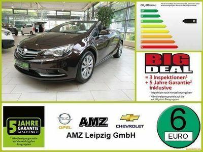 gebraucht Opel Cascada 1.4 Active BiXen*Nav*SHZ*PDC*RFK*Leder