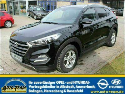 gebraucht Hyundai Tucson 2.0 CRDi 2WD EU
