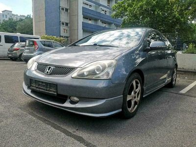 gebraucht Honda Civic Sport 1,6 110PS Grau