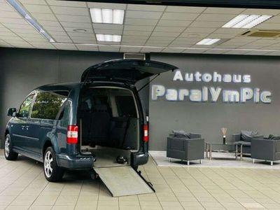 gebraucht VW Caddy Maxi Life Behindertengerecht-Rampe