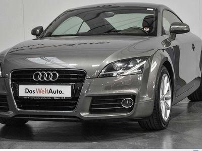 gebraucht Audi TT Coupé 1.8 TFSI 6-Gang BOSE/XENON/ALU 17 ZOLL
