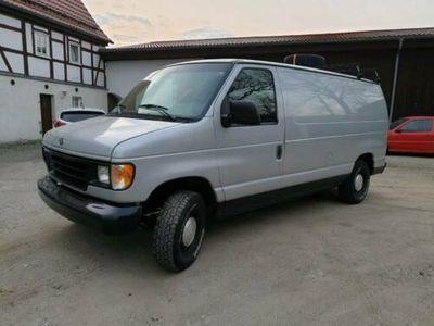 käytetty Ford Econoline E 150 4.2l V6 Camper