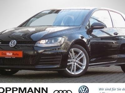gebraucht VW Golf 2.0 TDI GTD Navi DYNAUDIO Bluetooth Xenon