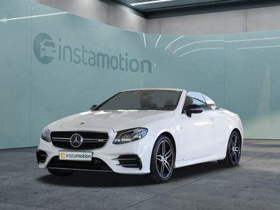 gebraucht Mercedes E53 AMG E 53 AMG 4M+ Cabrio Vmax Wide Abstandstemp.AMG 4M+ Cabrio Vmax Wide Abstandstemp.