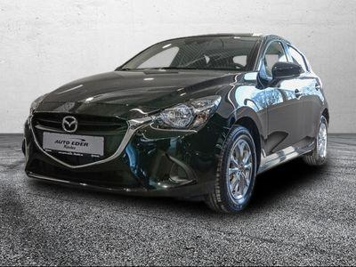 gebraucht Mazda 2 1.5 SKYACTIV-G 90 Excl.-Line Automatik, NAVI, TO