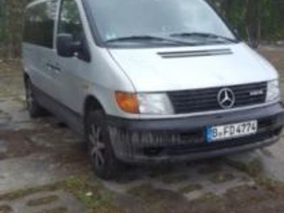 gebraucht Mercedes Vito 110D L